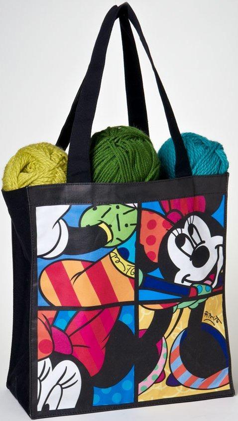 Disney by Britto 4024506 Minnie Tote Bag