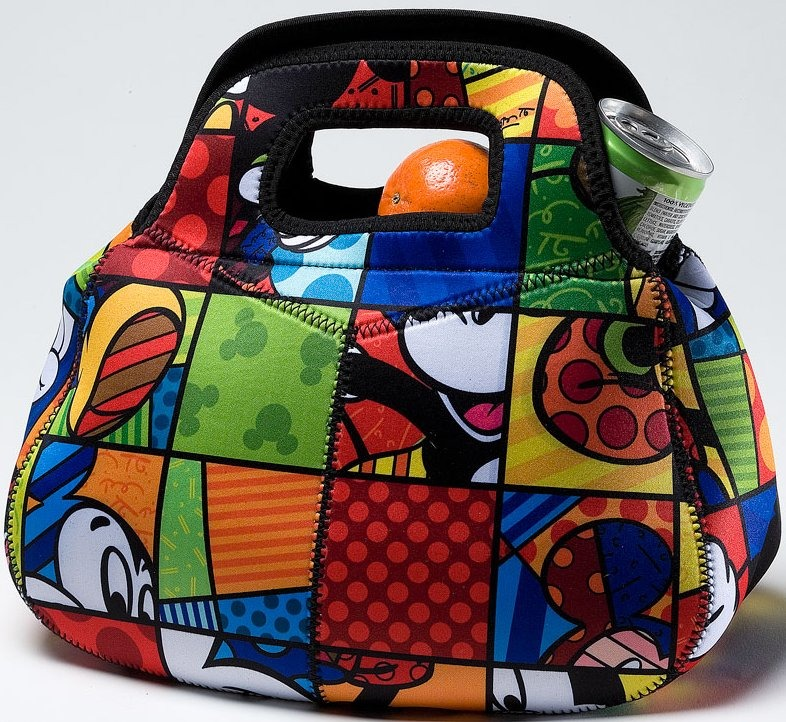 Disney by Britto 4024517 Mickey Lunch Bag Bag