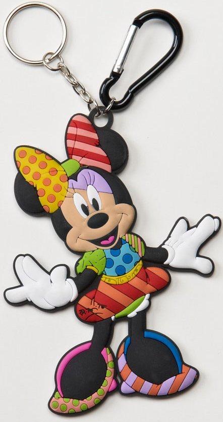 Disney by Britto 4024587 Minnie Keychain Key Chain