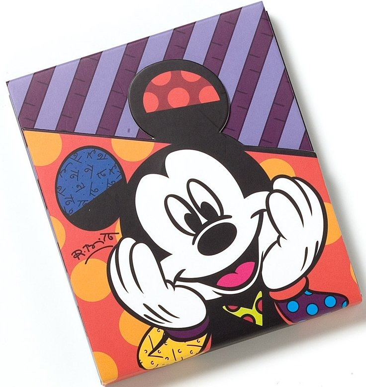 Disney by Britto 4025522 Notepad Mickey Notepad