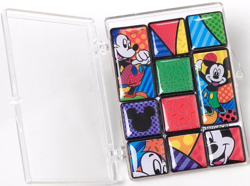 Disney by Britto 4025542 Mickey Mouse Magnet