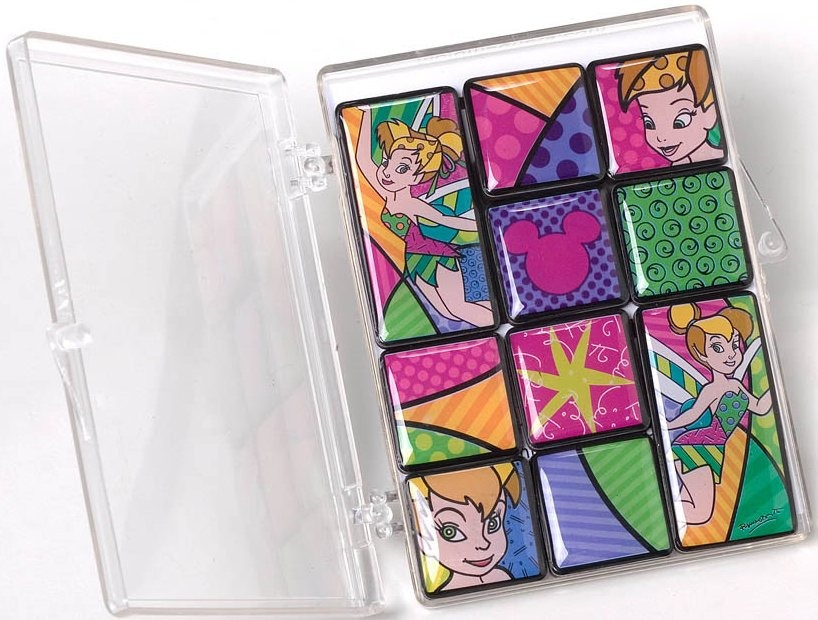 Disney by Britto 4025543 Tinkerbell Magnets Magnet
