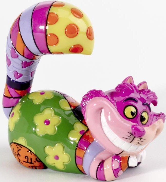 Disney by Britto 4026293 Cheshire Mini Figurine