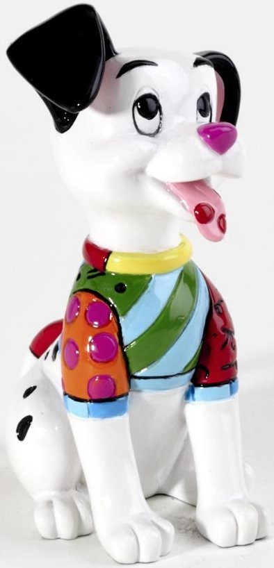 Disney by Britto 4026295 Lucky Mini Figurine
