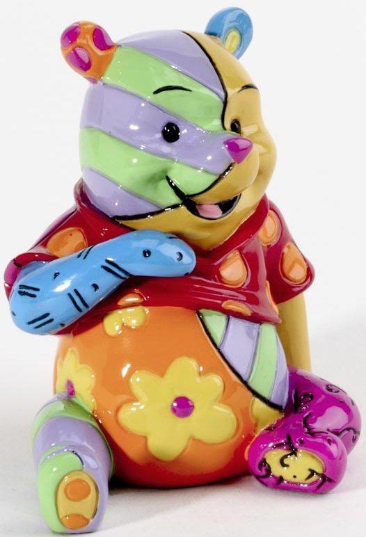 Disney by Britto 4026296 Pooh Mini Figurine