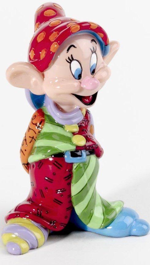 Disney by Britto 4026298 Dopey Mini Figurine