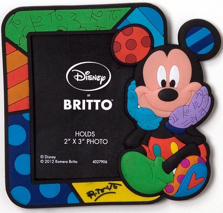 Britto Disney 4027906 Mickey Vinyl Frame