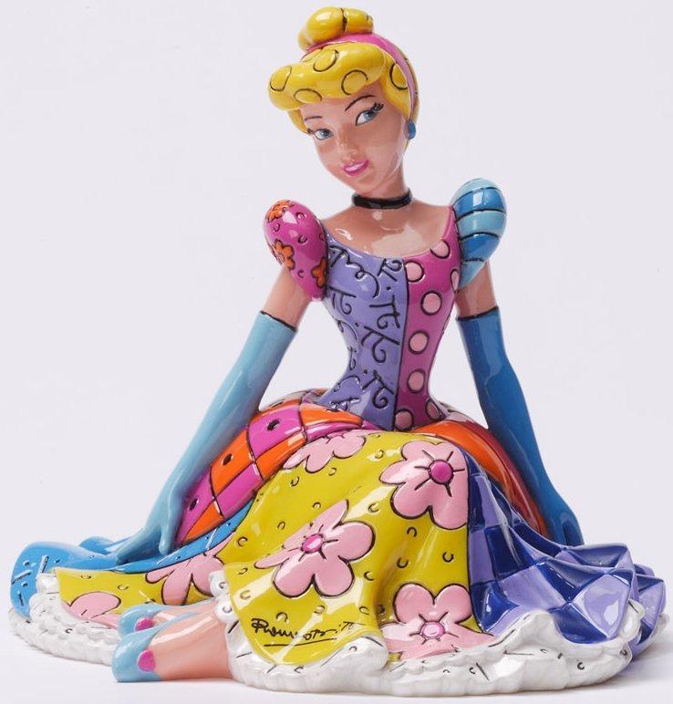 Britto Disney 4030818 Cinderella Figurine