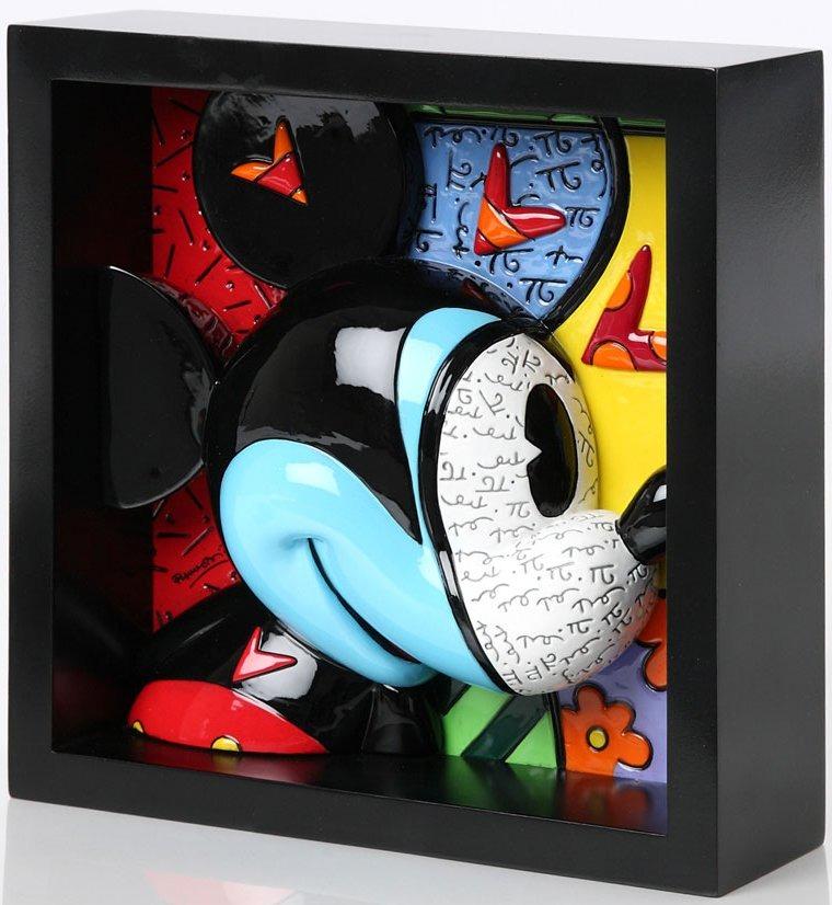 Britto Disney 4033866 Mickey Pop Art Block