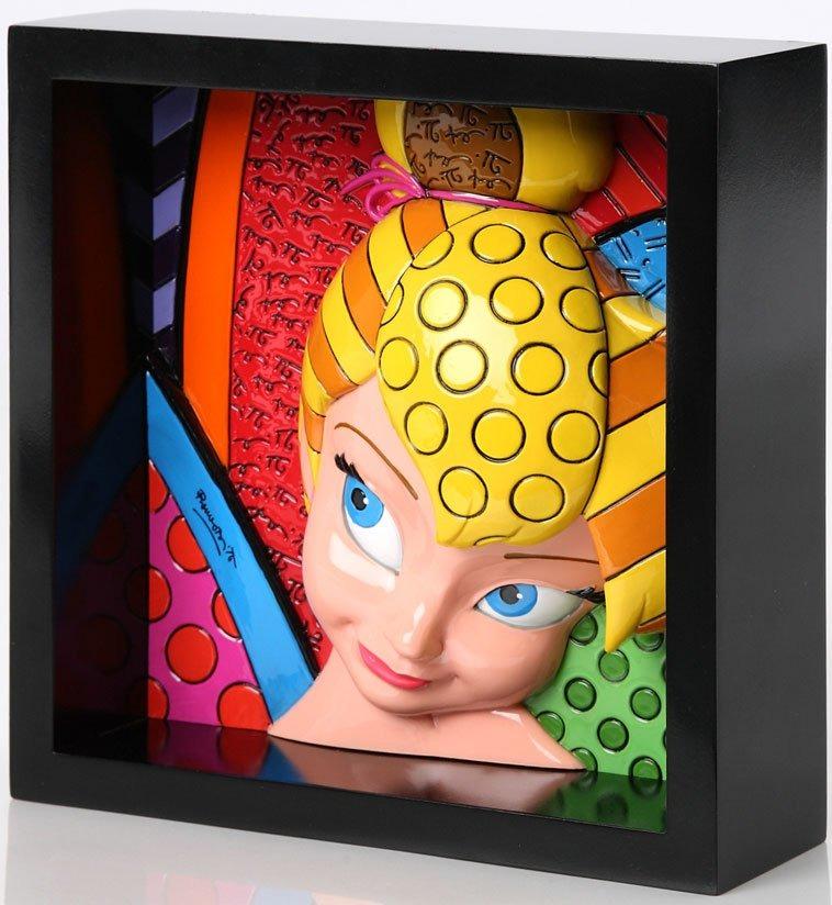 Britto Disney 4033868 Tink Pop Art Block