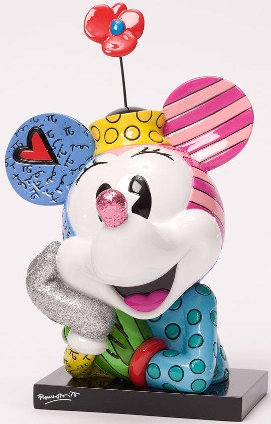 Disney by Britto 4033888 Minnie Bust