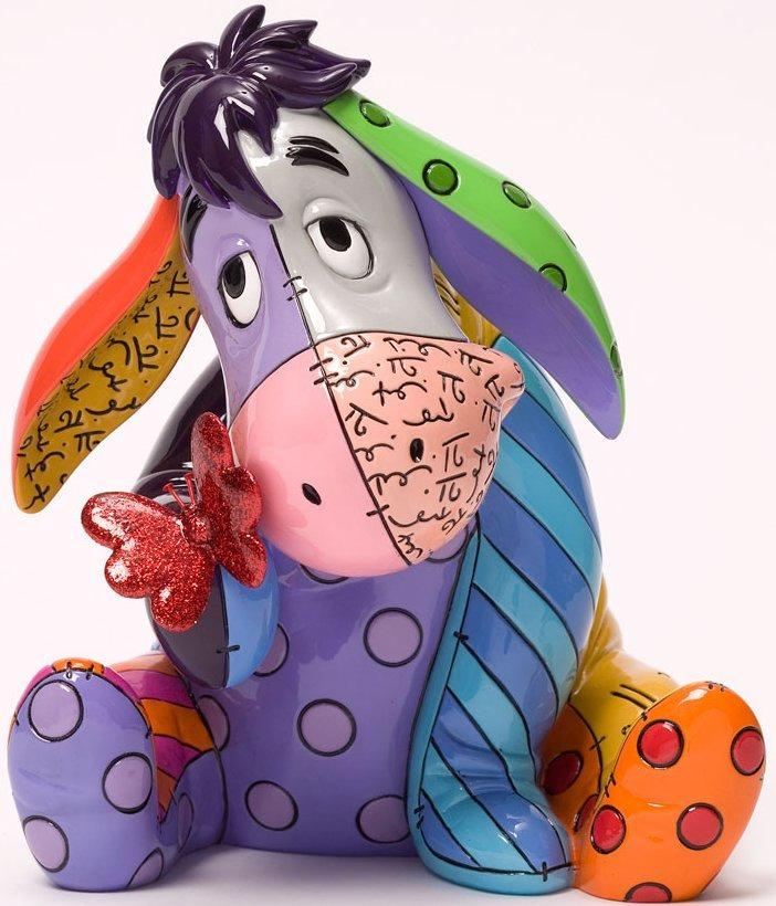 Disney by Britto 4033895 Eeyore Figurine