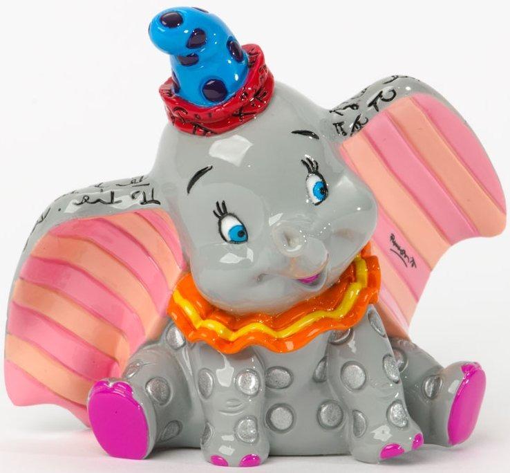 Disney by Britto 4033975 Dumbo Small Figurine