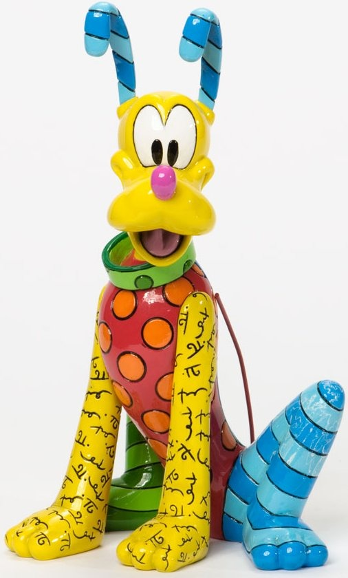 Disney by Britto 4037546 Pluto Figurine