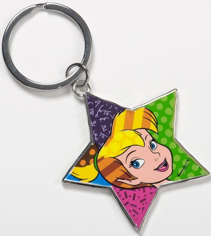 Britto Disney 4037560 Tink Star Keychain