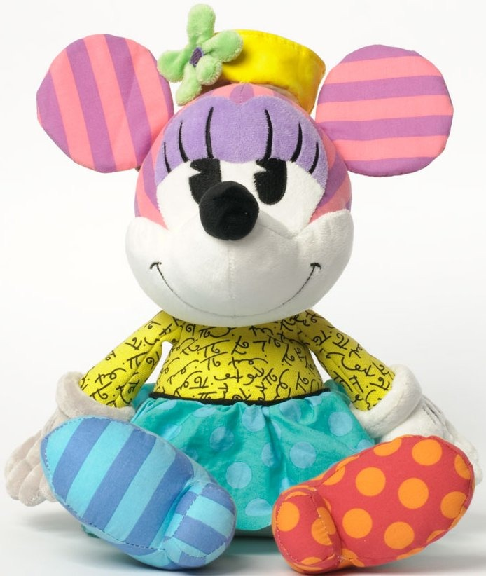 Disney by Britto 4037564 Minnie Mouse Standard Pl