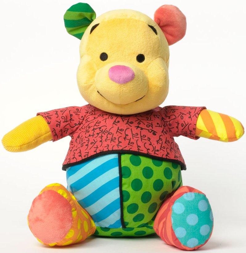 Britto Disney 4037565 Winnie The Pooh Standard