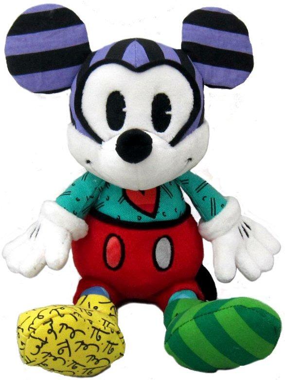 Disney by Britto 4038227 Mickey Mouse Small Plush