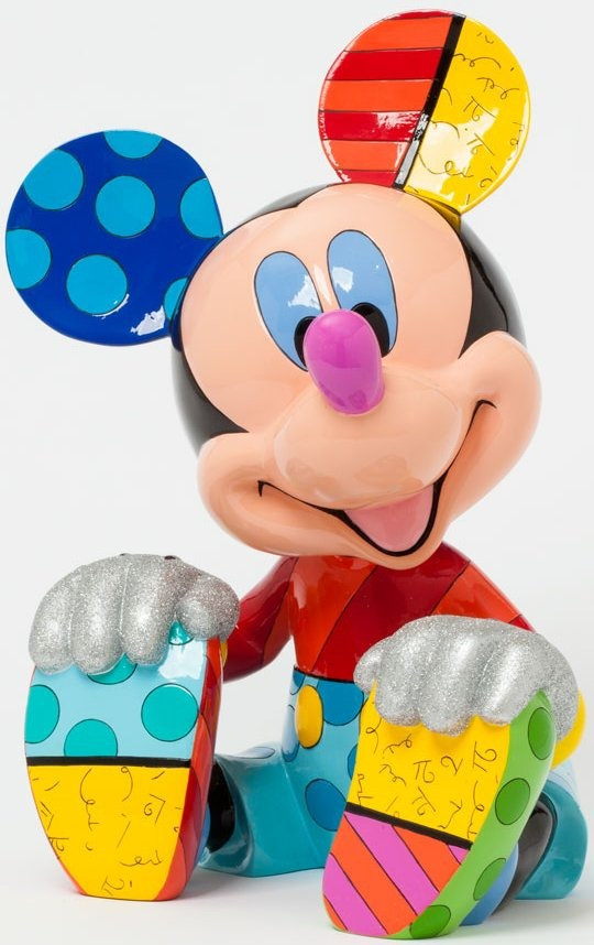 Disney by Britto 4038474 Mickey Big Figurine