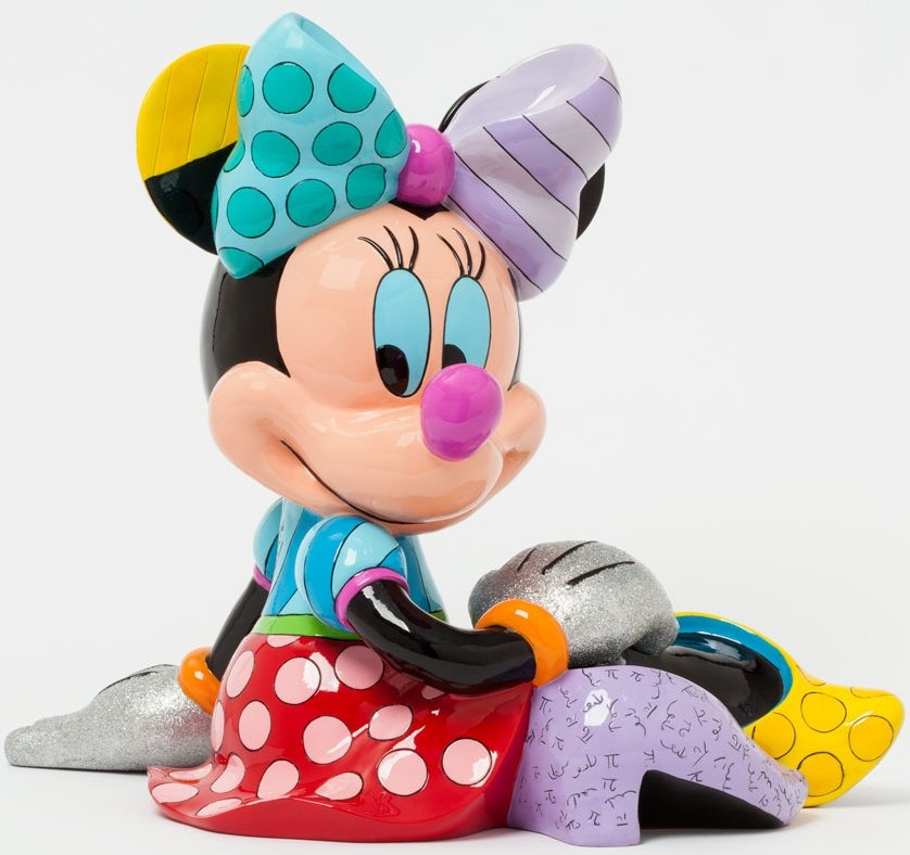 Disney by Britto 4038475 Minnie Big Figurine