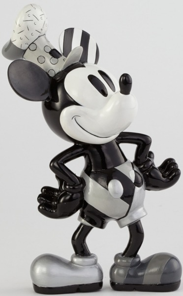 Disney by Britto 4039137 Mickey Steamboat Willie