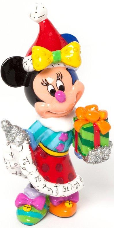Disney by Britto 4039145 Minnie Mouse Mini Figurine