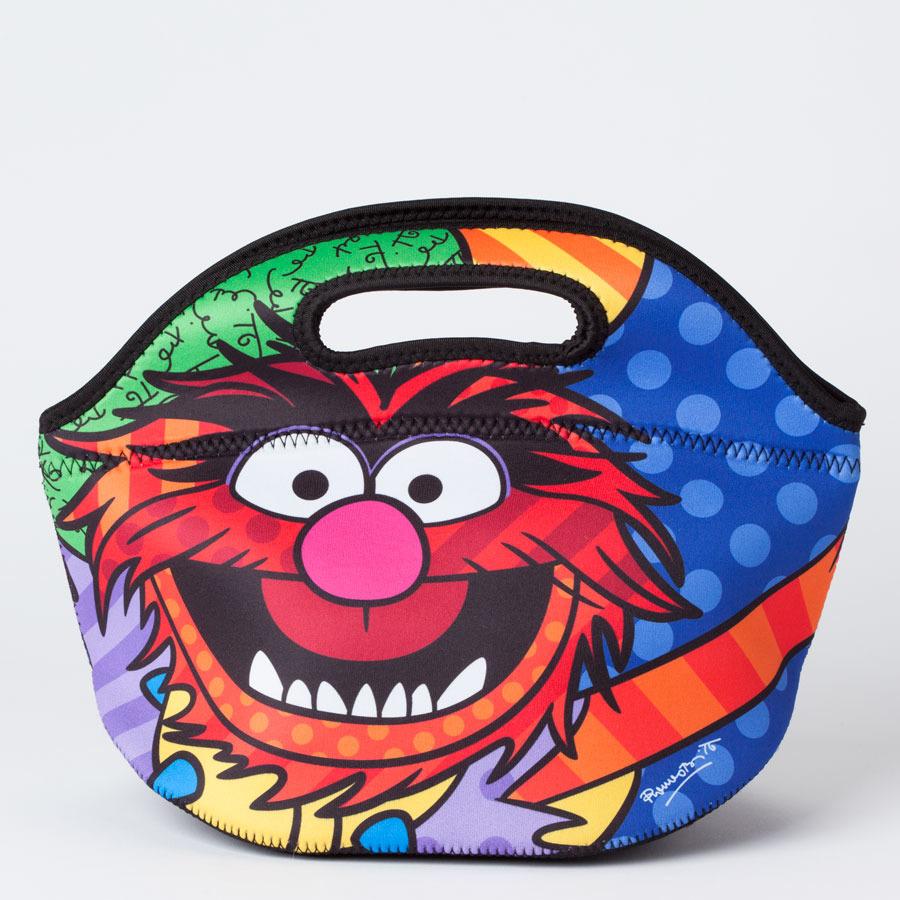 Britto Disney 4039158 Muppet Animal Lunch Bag