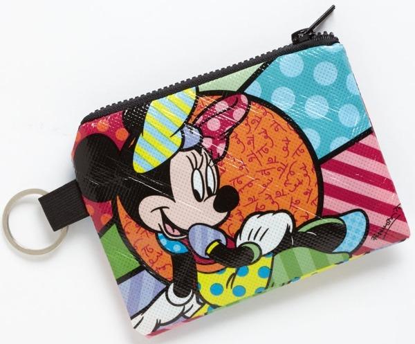 Britto Disney 4043360 Minnie Coin Purse