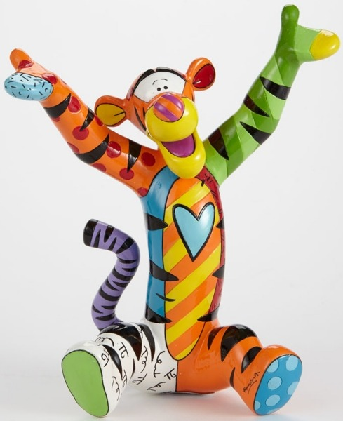 Disney by Britto 4044121 Tigger Figurine