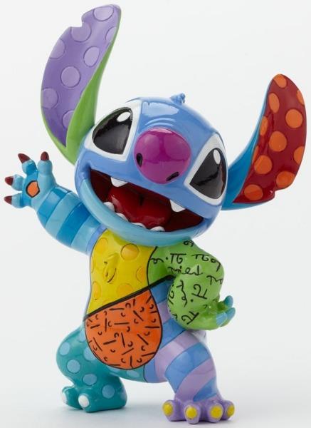 Disney by Britto 4045146 Stitch Figurine