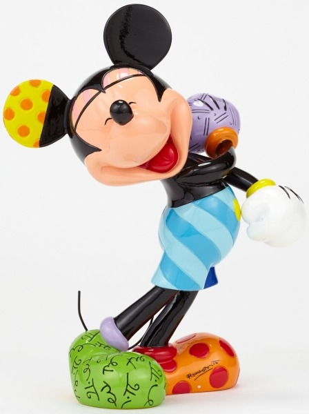 Disney by Britto 4046356 Laughing Mickey Mouse