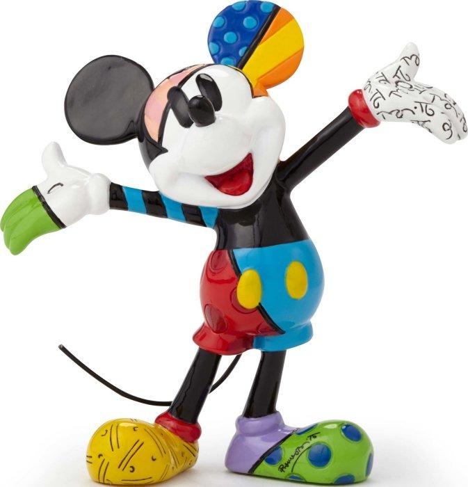 Britto Disney 4049372 Mickey Mouse Mini Figurine