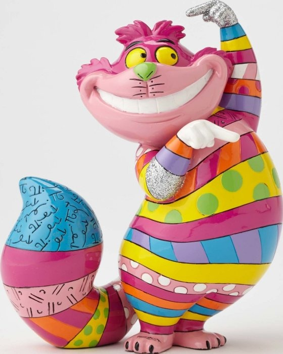 Disney by Britto 4051799 Cheshire Cat
