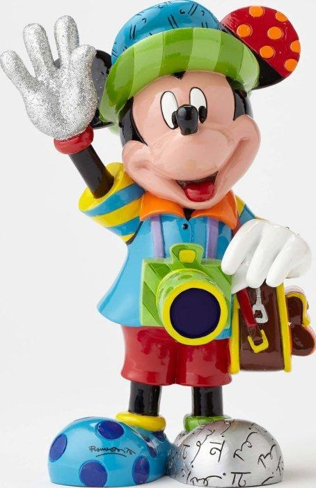 Disney by Britto 4052552 Tourist Mickey
