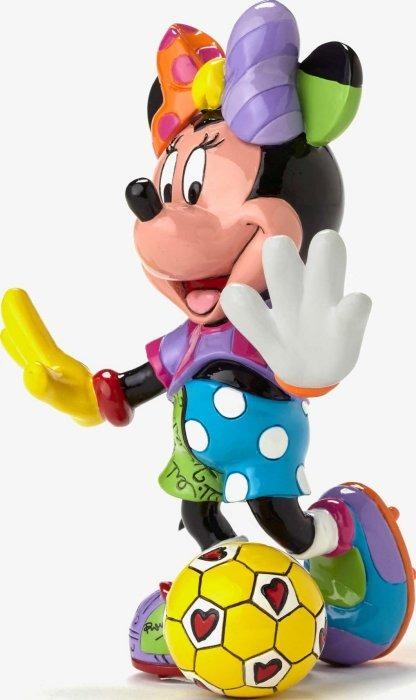 Disney by Britto 4052559 Minnie Soccer