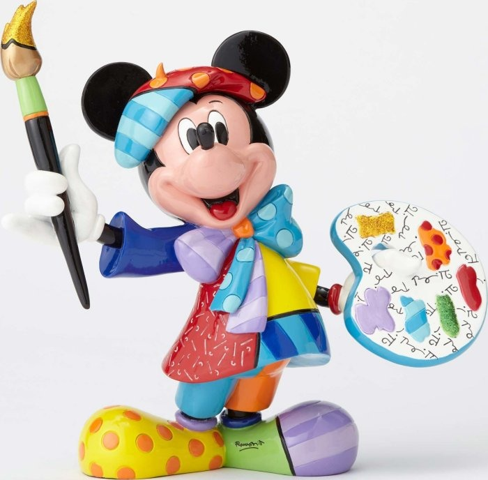 Disney by Britto 4055227 Painter Mickey
