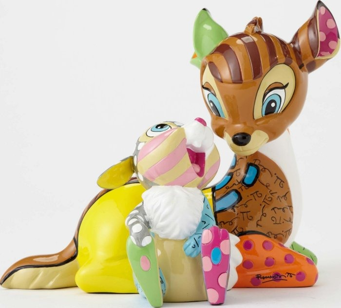 Disney by Britto 4055230 Bambi with Thumper