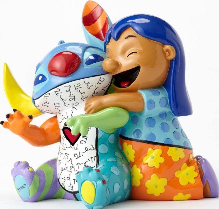 Disney by Britto 4055232 Lilo and Stitch