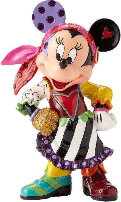 Britto Disney 4057043 Minnie Mouse Pirate Figurine