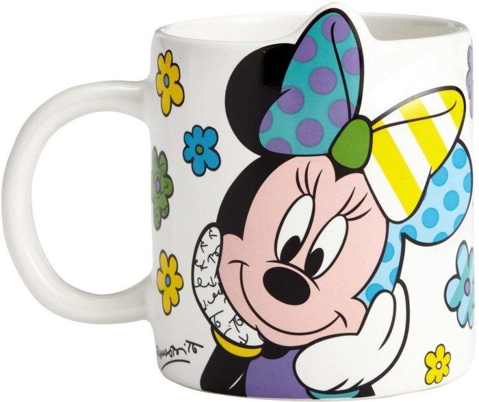 Britto Disney 4057045 Minnie Mouse Mug