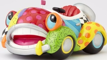 Disney by Britto 4058178 Benny the Cab from Roger Rabbit