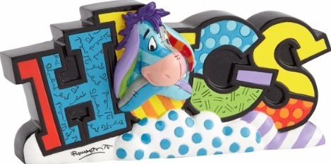 Disney by Britto 4059580 Eeyore HUGS