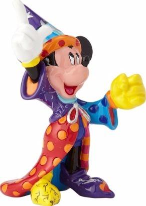 Britto Disney 4059581 Sorcerer Mickey Mini