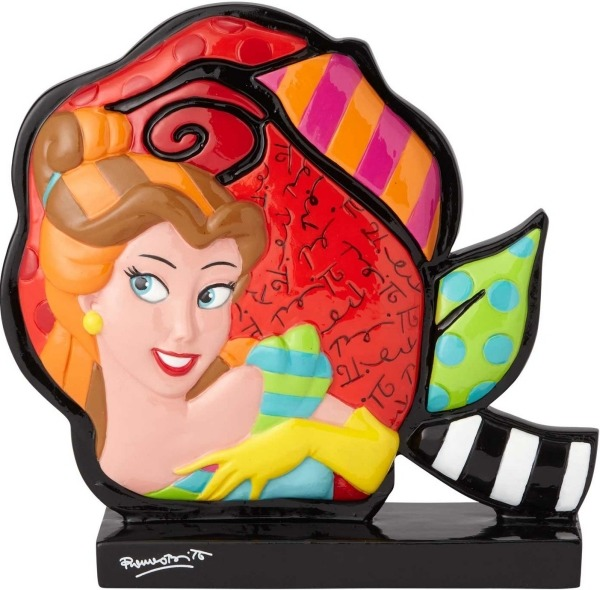 Britto Disney 6001006 Belle Rose