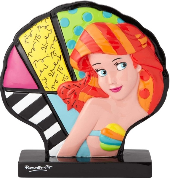 Britto Disney 6001007 Ariel Shell