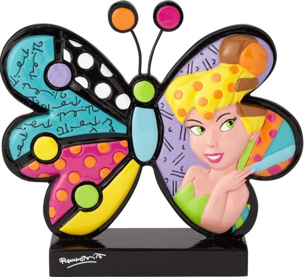Disney by Britto 6001008 Tinker Bell Butterfly