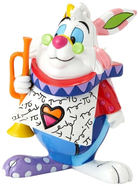Disney by Britto 6001310 White Rabbit