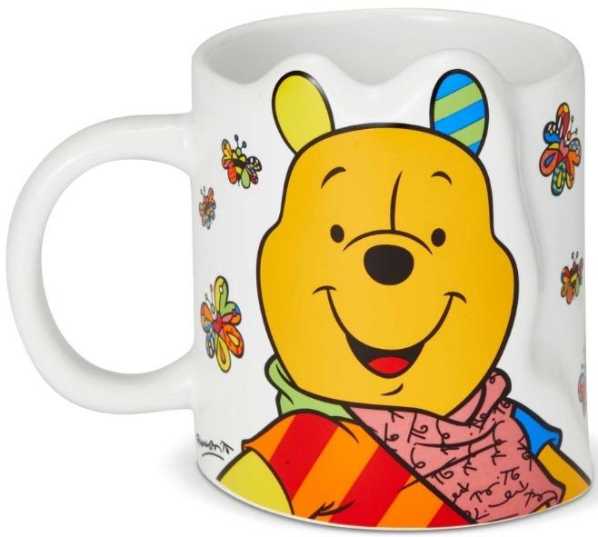 Disney by Britto 6002650 Pooh mug