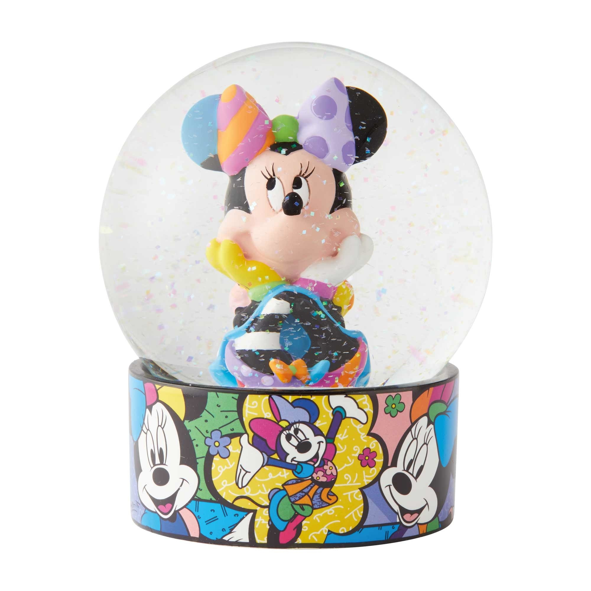 Disney by Britto 6003350 Minnie Waterball