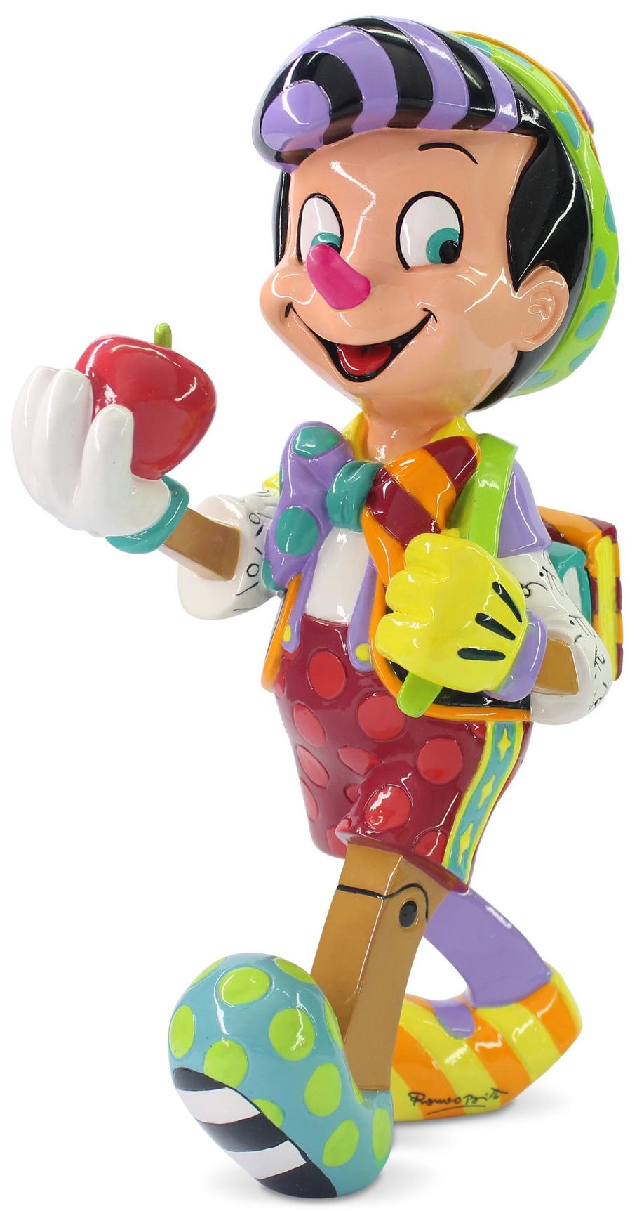Britto Disney 6006081 Pinocchio Figurine